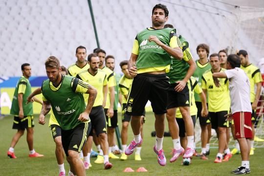 Cơ hội cho Costa lấy lại hình ảnh của mình sau kỳ World Cup thất bại