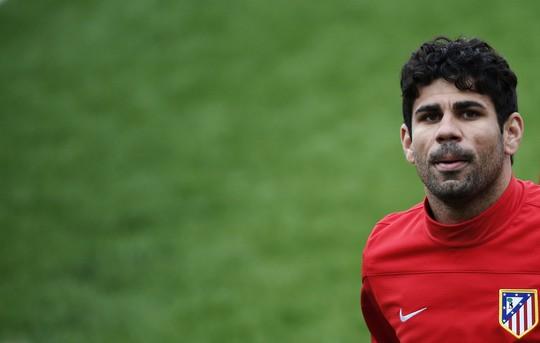 Costa và đồng đội đang đứng trước cơ hội làm nên lịch sử cho Atletico Madrid