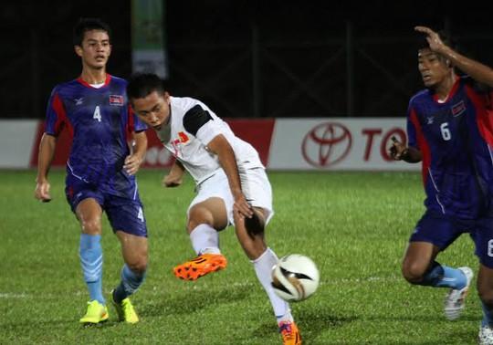 Tiền đạo Tuấn Tài sẽ tiếp tục ghi bàn trong cuộc đối đầu với U19 Thái Lan?