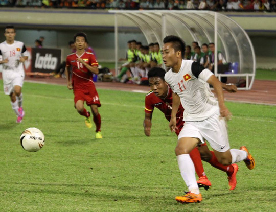 U19 Việt Nam sẽ quyết đòi nợ thua U19 Myanmar ở chung kết U22 Đông Nam Á vừa qua