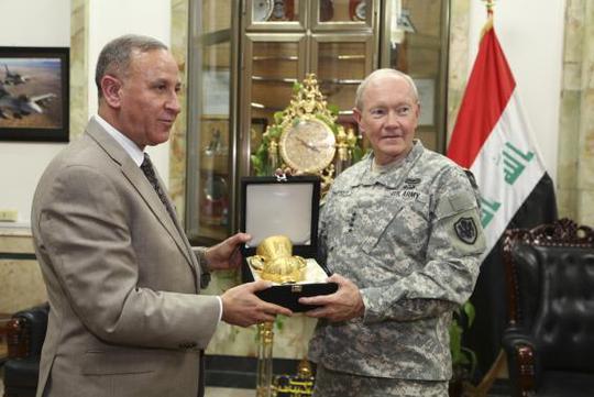 Lực lượng Iraq đã có những chiến thắng quan trọng trước IS.