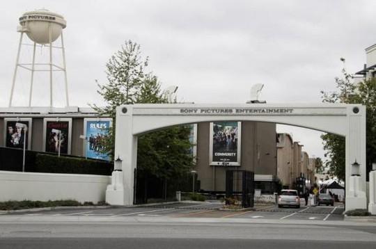 Mạng nội bộ Sony Pictures bị tin tặc tấn công. Ảnh: Reuters