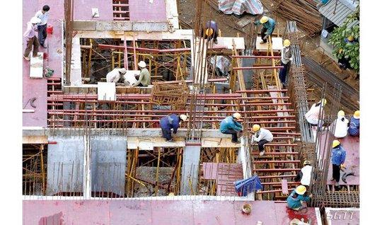 Xây dựng là lĩnh vực có tần suất tai nạn lao động cao