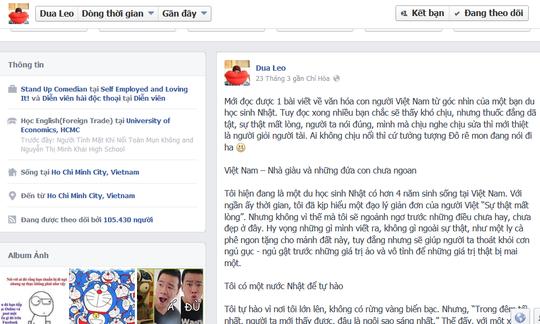 Dậy sóng với thư du học sinh Nhật gửi Việt Nam