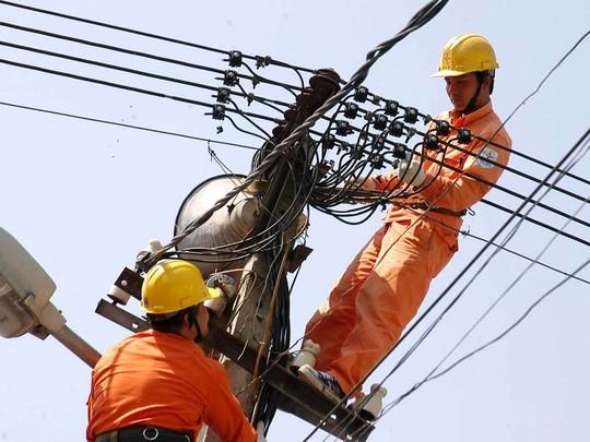 EVN đề xuất tăng giá điện lên 1.652,19 đồng/KWh