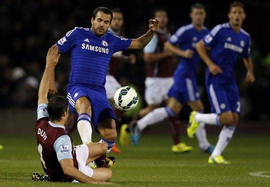 Đội hình tiêu biểu vòng 2 Premier League: Chelsea áp đảo