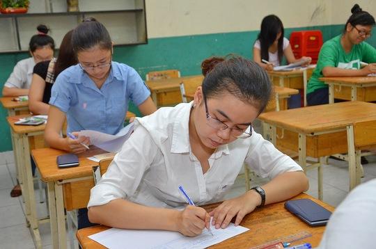 Bộ GD-ĐT đưa ra 4 phương án lịch thi tốt nghiệp THPT 2014