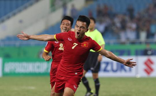 Việt Nam - Philippines 3-1: Thăng hoa