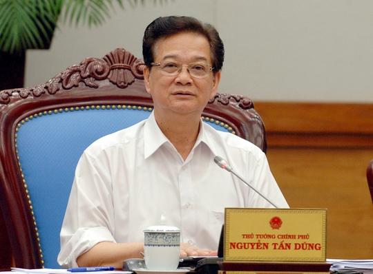 Thủ tướng Nguyễn Tấn Dũng yêu cầu Phó Thủ tướng Vũ Đức Đam và Bộ trưởng Hoàng Tuấn Anh xem xét kỹ vấn đề tổ chức ASIAD để tuần tới báo cáo lại