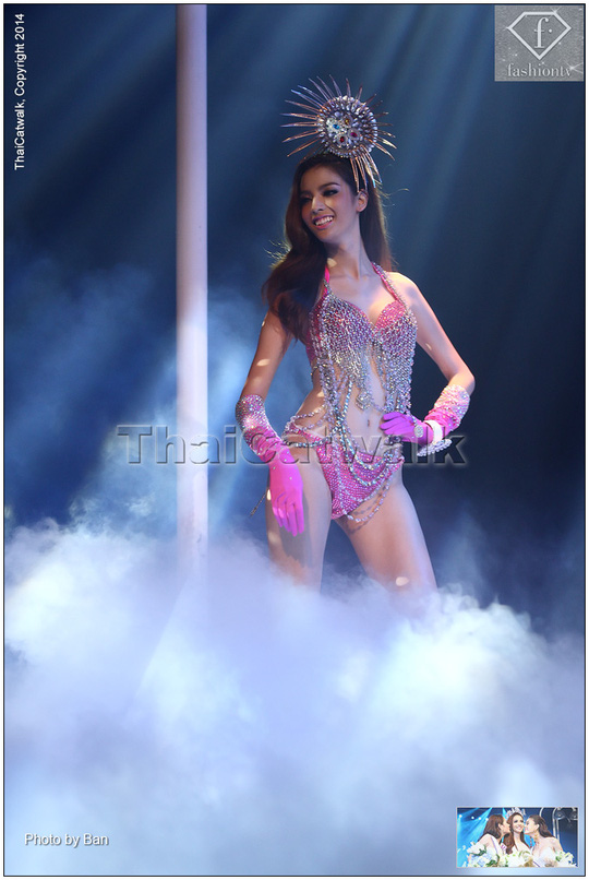 Ngắm nhan sắc Hoa hậu chuyển giới Thái Lan 2014