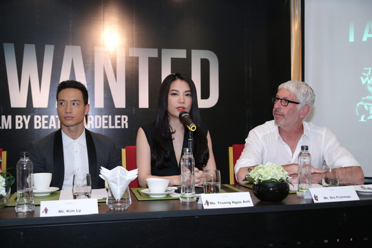 TRương Ngọc Ánh mong muốn quảng bá hình ảnh Việt Nam qua các dự án phim quốc tế