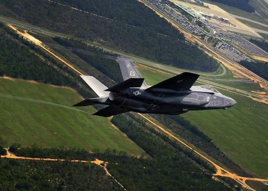 Một chiến đấu cơ của Mỹ. Ảnh: Defense News