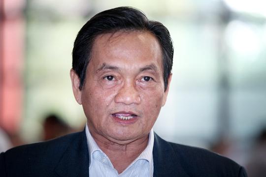 TS Trần Du Lịch. Ảnh: Lê Anh Dũng