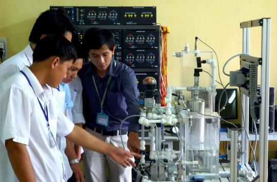 Đào tạo 1.000 công nhân Khu Công nghệ cao TP HCM - Ảnh 1.