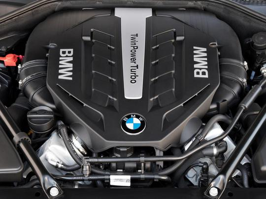 Động cơ công nghệ Twin Power Turbo