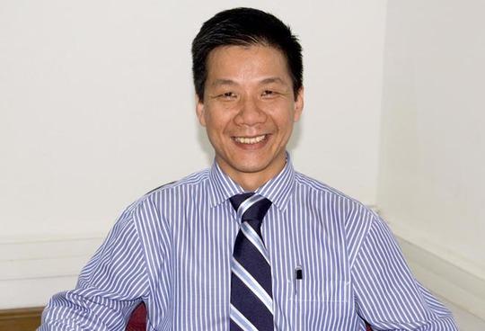 Tân tổng giám đốc Holcim Việt Nam ông Nguyễn Công Bảo.