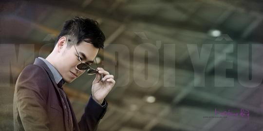 Nam ca sĩ Hồ Trung Dũng ra album mới