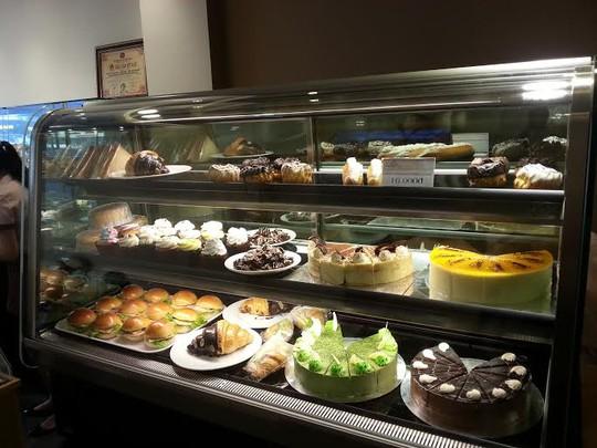 SATRA Bakery & Cafe - Nơi hội tụ của các tín đồ yêu bánh