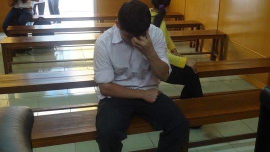 Yêu râu xanh Đào Văn Bình tại tòa