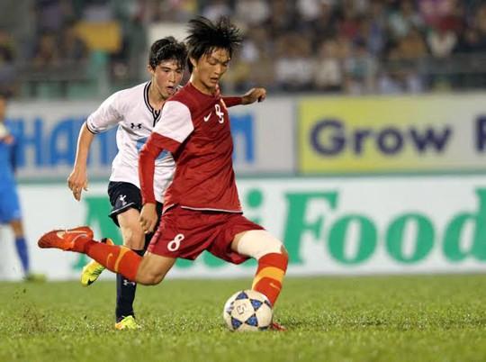 Tuấn Anh, một trong những trụ cột của U19 VN