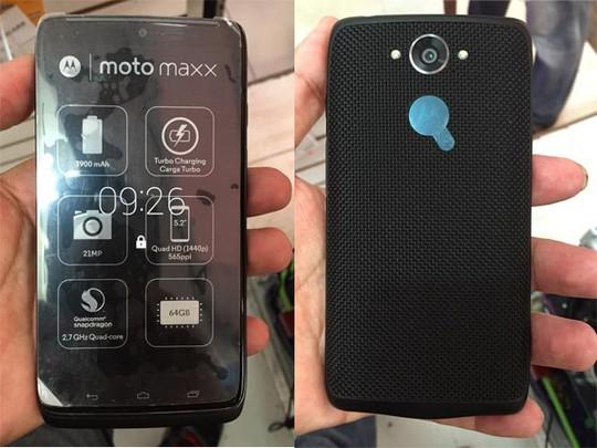 Moto Maxx, phiên bản quốc tế của Droid Turbo ?