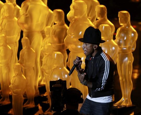 Nam ca sĩ Pharrell Williams