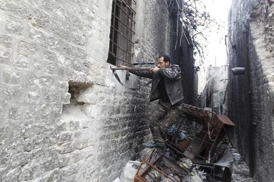 Tất cả bị phá hủy. Ảnh: Reuters
