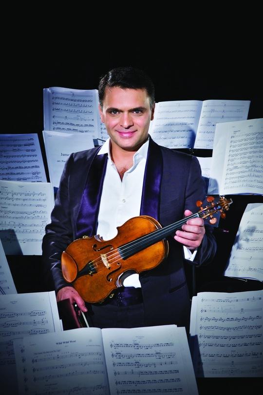 Cây vĩ cầm được xem là xuất sắc nhất hiện nay Vasko Vassilev