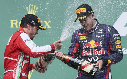 Vettel nắm giữ nhiều kỷ lục của đường đua Thể thức I, mới nhất là mức lương 50 triệu bảng/năm