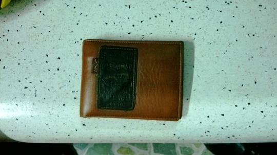 Chiếc ví của nạn nhân Lê Hoàng Minh.