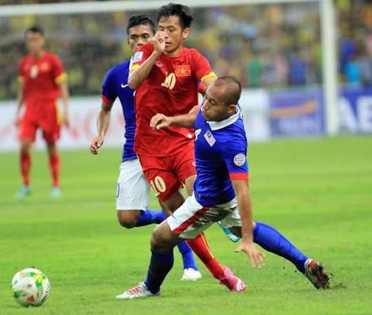 Văn Quyết rất có duyên ghi bàn vào lưới Malaysia