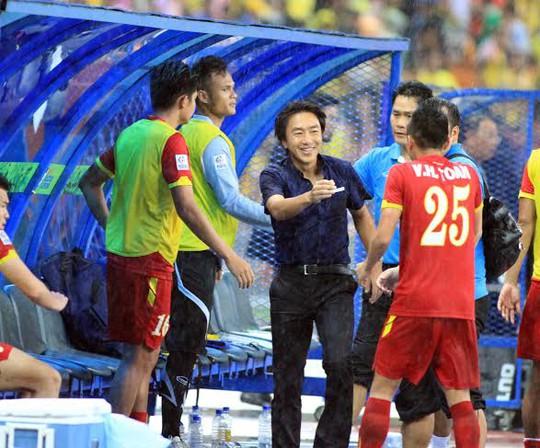 Thử thách tiếp theo của ông Miura là Giải U23 châu Á và SEA GAmes 2015
