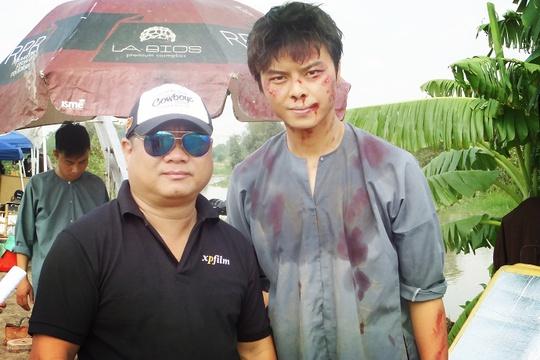 Võ Minh Lâm và đạo diễn Xuân Phước