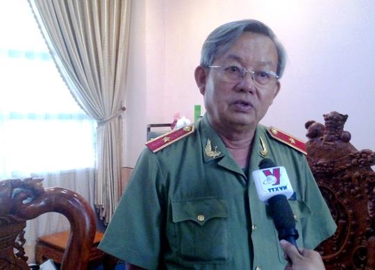 Thiếu tướng Võ Thành Đức, Giám đốc Công an tỉnh Bình Dương