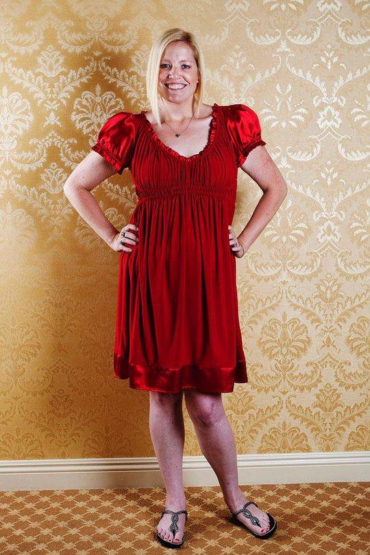 Nancy Motes, 37 tuổi