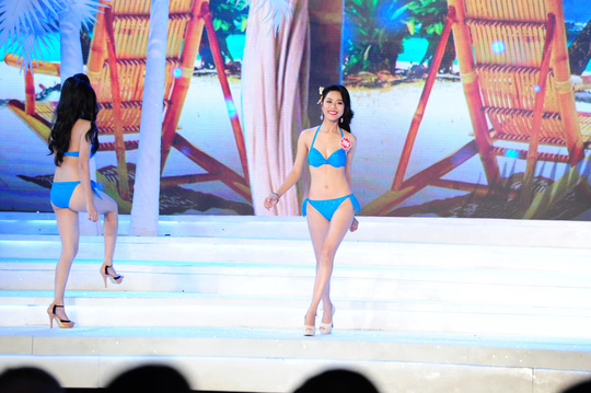 Nguyễn Cao Kỳ Duyên là Hoa hậu Việt Nam 2014