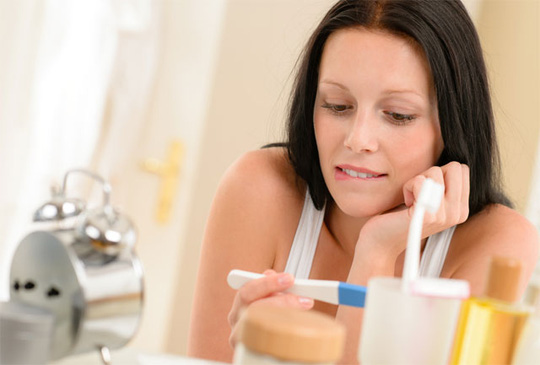 Trong trường hợp bạn đang cố gắng có em bé, mất kinh là điều ai cũng mong đợi.