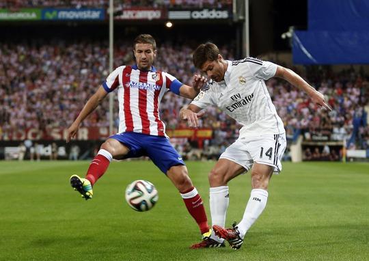 Những trận derby thành Madrid sắp tới với Atletico sẽ không còn Alonso
