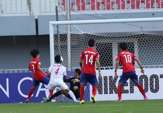 Cơ hội rõ ràng nhất của U19 Việt Nam trong trận thua U19 Hàn Quốc