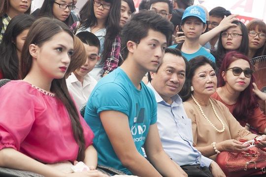 Hương Giang Idol và Harry Lu