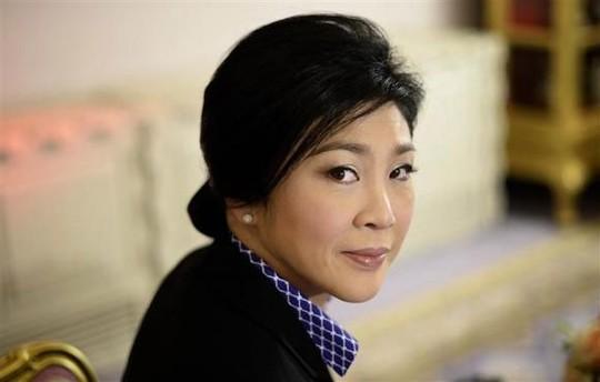Quân đội Thái Lan triệu tập bà Yingluck. Ảnh: Reuters