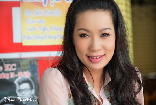 Trịnh Kim Chi muốn đẹp từng milimet