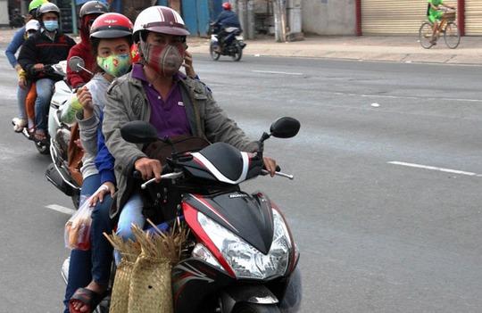 Đường về TP HCM sau Tết Dương lịch đã bớt khổ