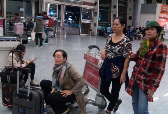 Hành khách Jetstar ra khỏi phòng chờ lên máy bay để đòi lại tiền vé