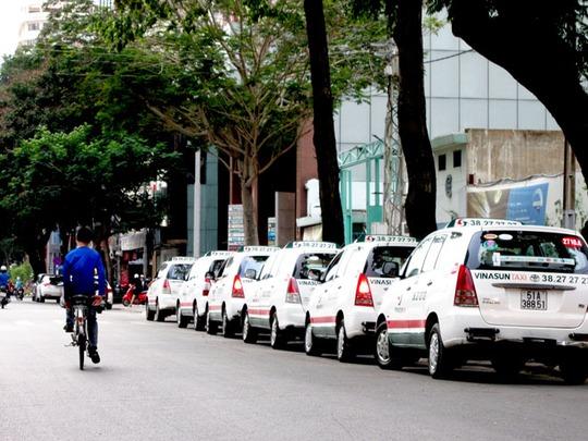 Vinasun mở đầu cho đợt tăng giá cước taxi ở TP HCM