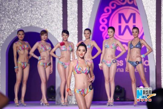 Trung Quốc quyết tập trung vào phần thi lễ nghi, kỹ năng của các thí sinh cuộc thi nhan sắc.
