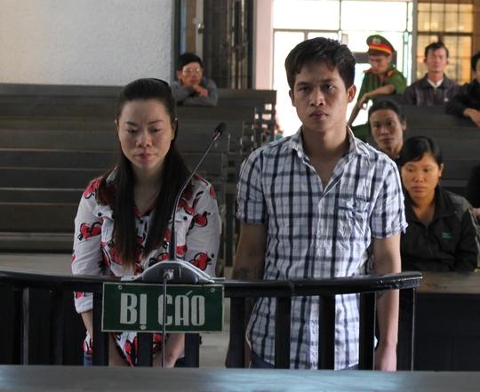 Lừa bán phụ nữ sang Trung Quốc, đôi tình nhân cùng vào tù