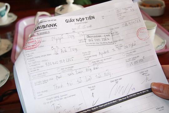 """Vụ thanh tra giao thông """"bảo kê"""" xe quá tải: Bắt 2 nghi can đưa hối lộ"""