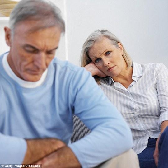 Chứng dị ứng tinh dịch khiến người phụ nữ chịu đau đớn sau quan hệ. Ảnh minh họa: Daily Mail