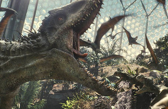"""Phim """"Thế giới khủng long"""" quá đáng sợ với trẻ em?"""